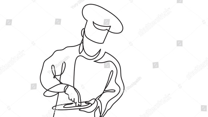 stock-vector-continuous-line-drawing-of-chef-cooking-gourmet-meal-747408730.jpg